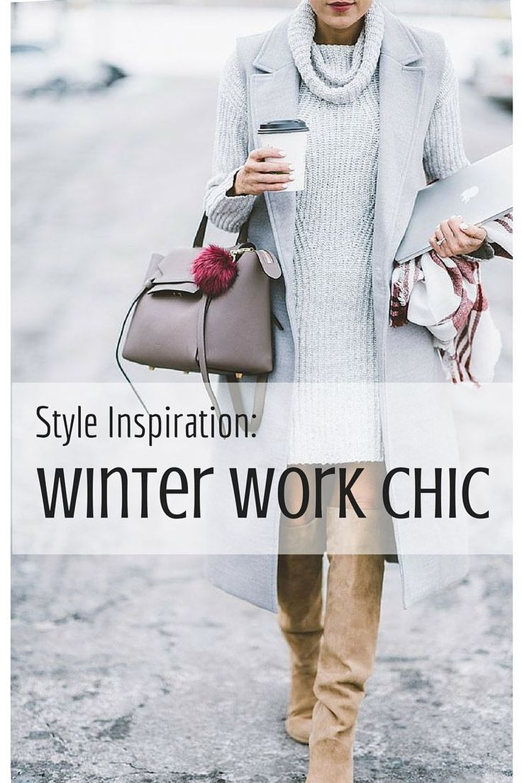 Style inspiration winter work chic the simply luxurious for Simply luxurious life blog
