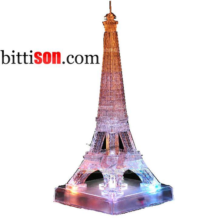 3D Puzzle Maket Paris Eyfel Kulesi ↓↓ Ürünlere Buradan Ulaşabilirsiniz ↓↓ http://www.bittison.com/3d-puzzle-maket-paris-eyfel-kulesi.html Evinizde şık bir dekorasyon olarak kullanabilir ya da puzzle oynamayı seven bir tanıdığınıza hediye edebilirsiniz. #Kampanya #Kampanyalar #indirim #Alışveriş #Ucuz #Ucuzluk #EnUcuz #ÇokUcuz #Fırsat #Fırsatlar #Online #hediye #HemenAl #SatınAl #HızlıAl #Bitti #BittiSon #KapıdaÖde