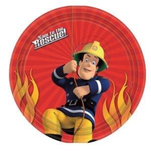 Fireman Sam Plates!
