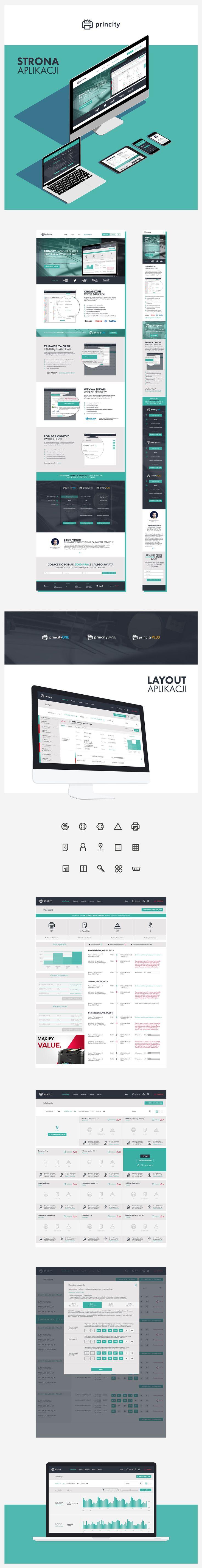 Princity #design #UI #website #web #webdesign #pleo
