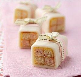 Mini Battenburg - Cake Recipes -Recipes - Baking Mad