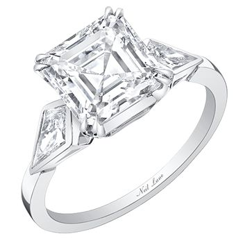 Neil Lane; would love if the center stone was an emerald, sapphire, etc