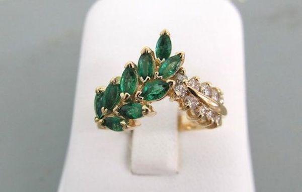 Diamond Alternatives For Engagement Rings | Gemstones for Engagement Rings | Bridal Musings Wedding Blog 7