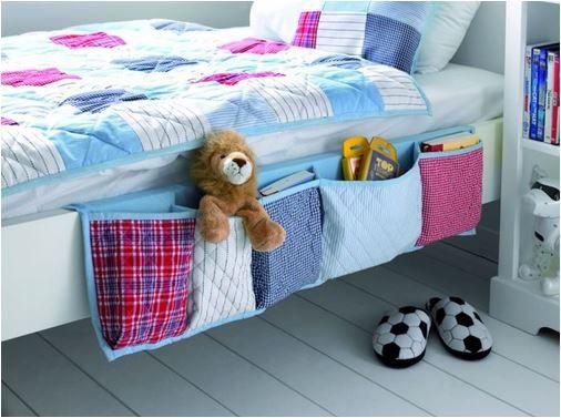 Organizar y decorar un dormitorio infnatil.