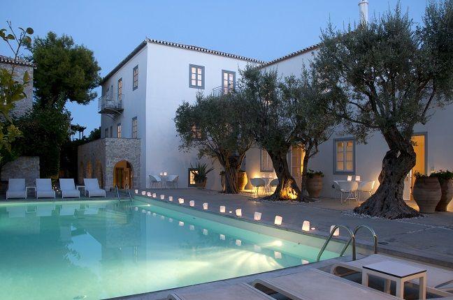 Πού να μείνετε στις Σπέτσες   Spetses - Greece