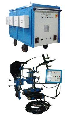 Submerged Arc Welding Machine Thyristorised | Welding Machine Supplier Exporter Mumbai