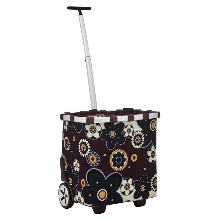***#SOLD*** Check out our other great items at e_babyji Reisenthel Carrycruiser 2 Wheels L Marigold OE3009 Shopper On Castors IT'S OK TO WINE A LITTLE-4 Bottle Wine Holder-Vino Import Collection 62-405