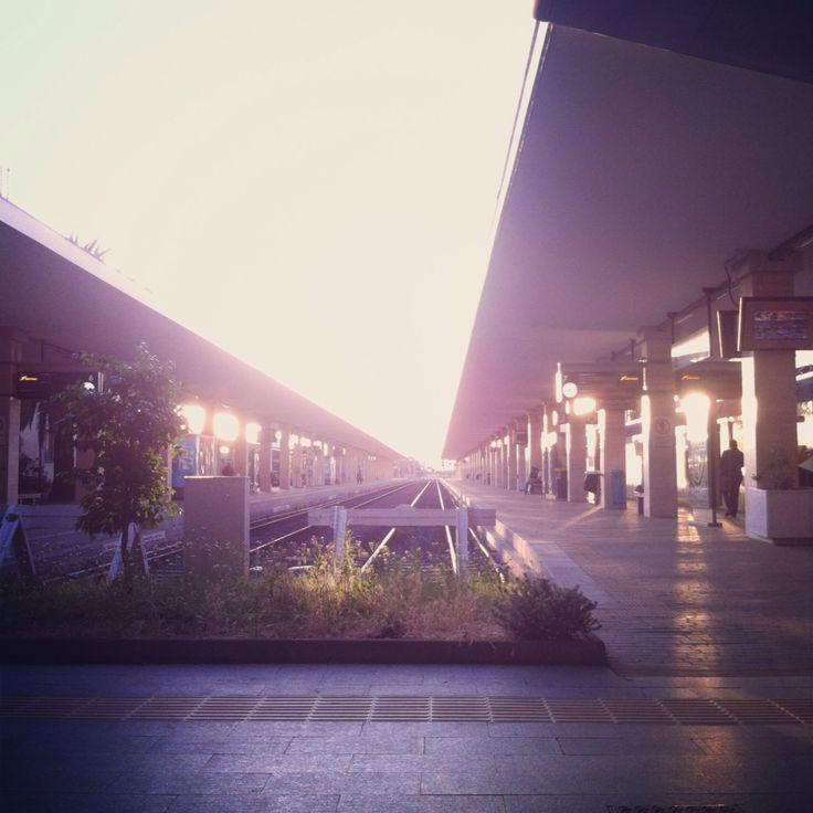 Cagliari. Stazione FS