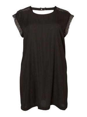 MANDY S/L SHORT DRESS #playdressup #junarose @David Rose