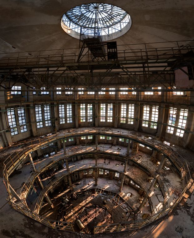 26 Breathtaking Pictures of Abandoned and Forgotten Places | Mental Floss