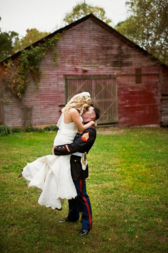 A USMC Military Wedding By KLP Photography
