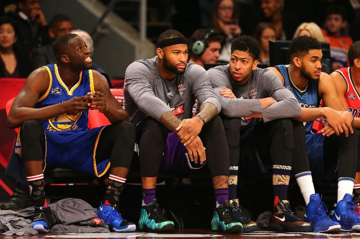 Could DeMarcus Cousins or Anthony Davis find themselves with a new team beforeFebruary 23's NBA trade deadline? (Photo by Elsa/Getty Images) Two of Bay Area basketball's biggest names — Sacramento Kings All-Star DeMarcus Cousins and Golden State Warriors All-Star Klay Thompson — find themselves embroiled in NBA trade rumors just a [...]