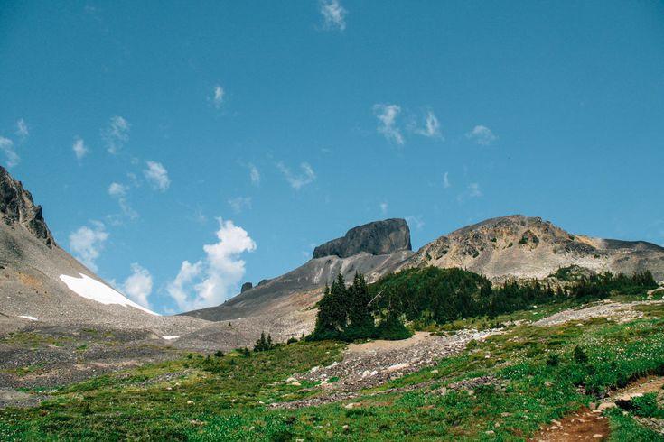 Black Tusk: Whistler- Difficult, 11hrs, 29km, 1740m elv. gain.