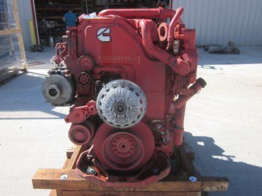 THIS ENGINE HAS BEEN SOLD! ► 2015 Cummins ISX Engine 450 HP  ► LINK: http://www.truckcs.com/Parts/Used-Equipment-(1)/Engines/Cummins-Engines/79715986.aspx