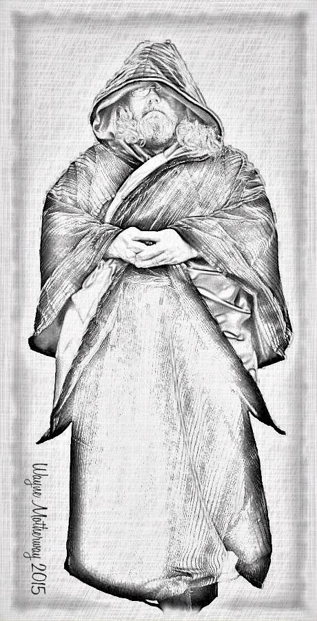 Hooded Master