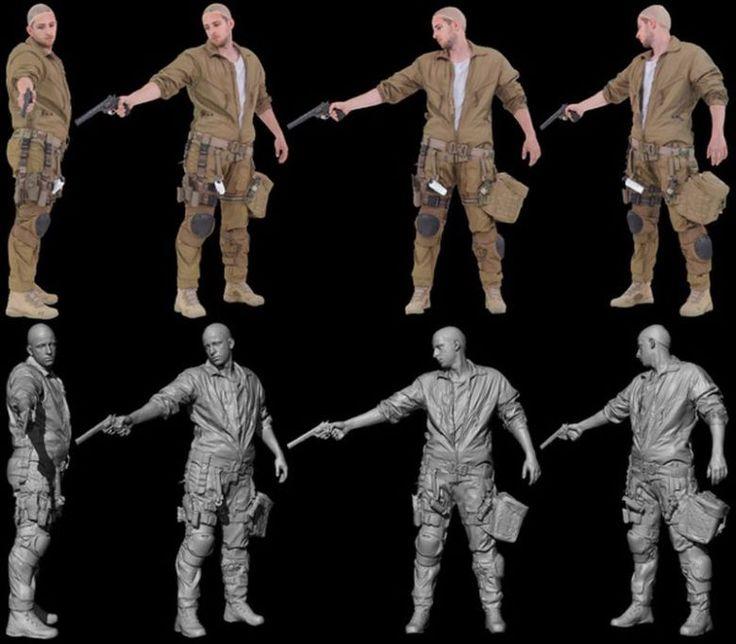 3D scanning session9