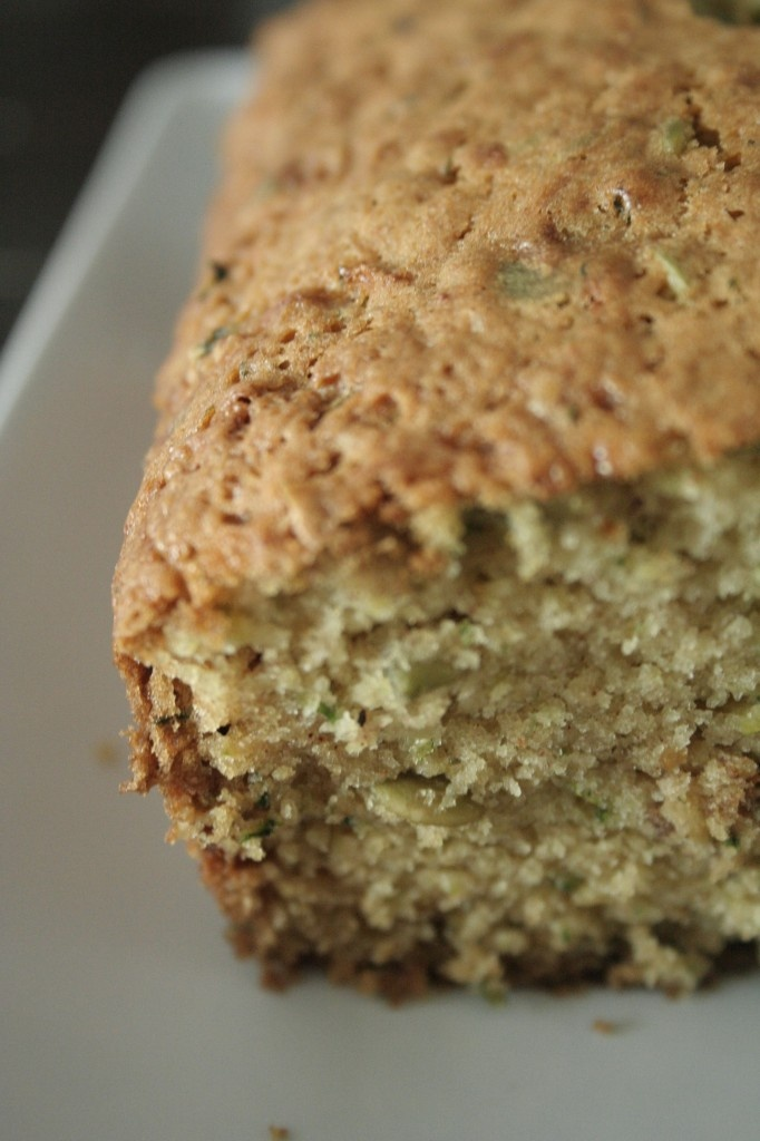 Olive Oil Zucchini Bread | For the love of Baking | Pinterest