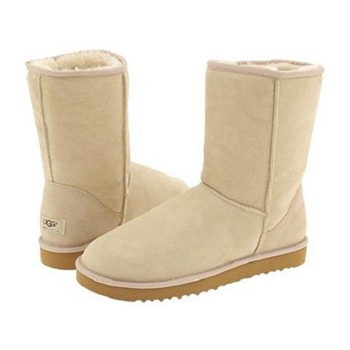 UGG Short Classic 5800 Sand Boots