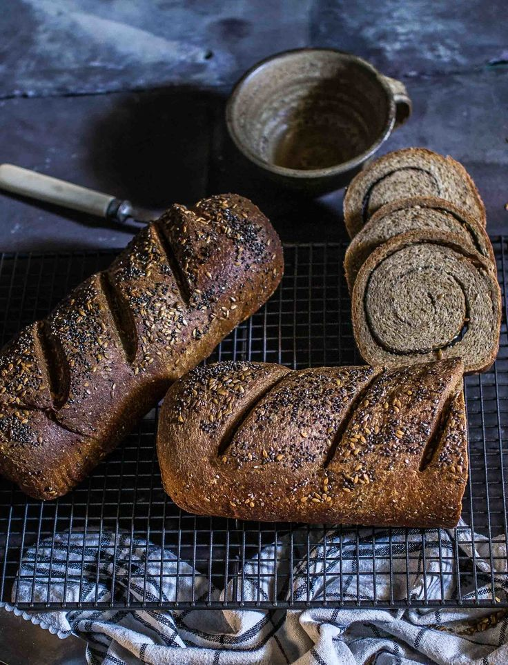 627 best panebo del mondobreadod in the world images spiral seeded protein bread discover delicious discoverdelicious vegan food forumfinder Images