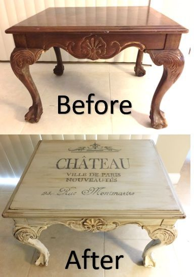 How Wonderful To Actually See It With A Little Chalk Paint And Antiquing.