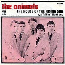 The House of the Rising Sun - Wikipedia, the free encyclopedia
