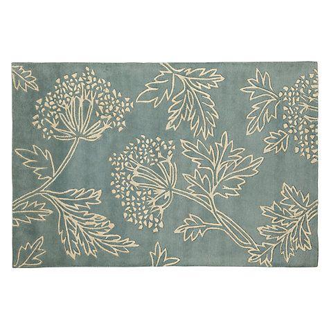 Buy john lewis cow parsley rug online at for John lewis bathroom wallpaper