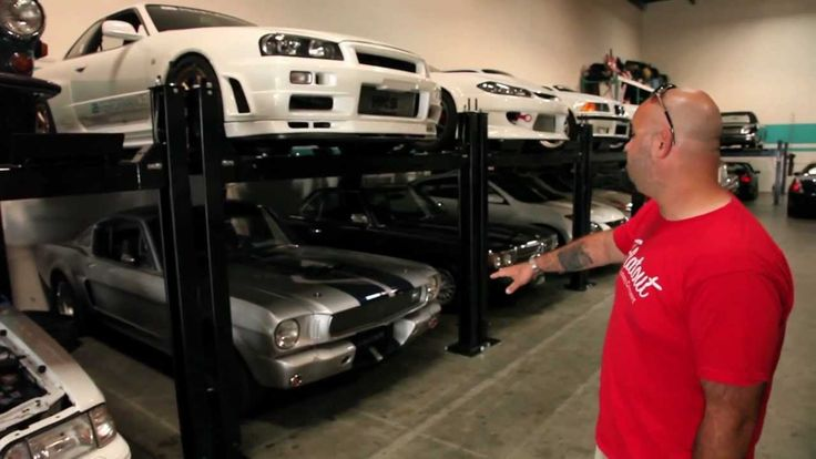 Amazing Car Collection at AE Performance  Paul Walker and Roger Rodas - This video is of the two friends personal garage. Reason being so impressive is that it features many very rare mustangs and I found it rather interesting to view.