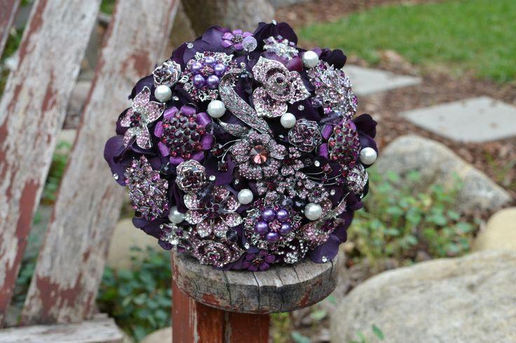 jewled bouquet