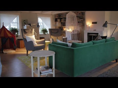 IKEA family living room makeover: 24 hours at the ...