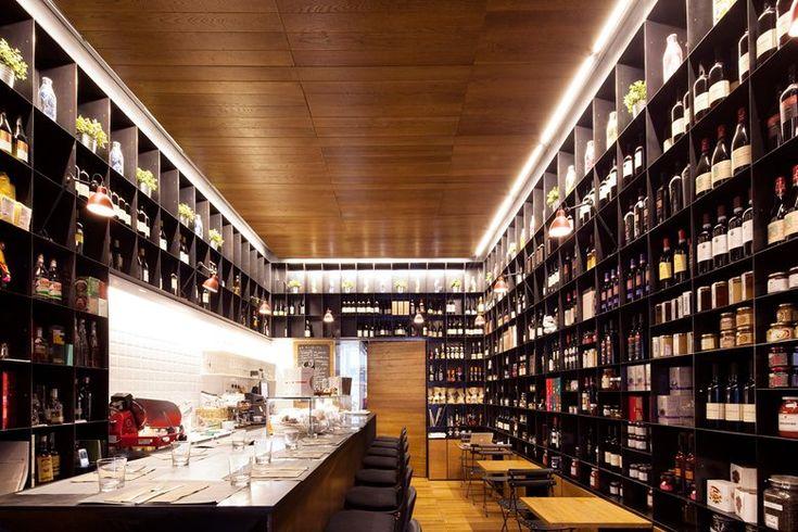 Bancovino è un gourmet shop e winery nell'elegante quartiere di Prati a Roma. Il locale è l'espressione dell'esigenza nel mondo della ristorazione contemporanea di velocità, convivialità e flessibilità. Durante la giornata Bancovino diventa negozio...