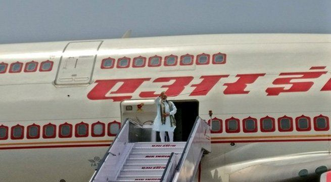 New Delhi: Prime Minister Narendra Modi embarked on a four nation tour to Germany, Spain, Russia and France on Monday. Ministry of External Affairs spokesman Gopal Baglay tweeted that the week-long visit of the Prime Minister would be one of vigorous and intense diplomacy.  A week of vigorous...