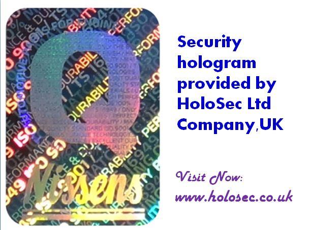 #hologram #SecurityHologram #holographic #ProductProtection #UK