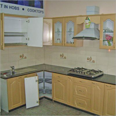 kitchen cabinets material in india kitchen modern