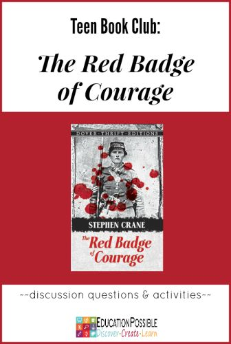 steven cranes a red badge of courage essay One hundred years ago, however, stephen crane set out to destroy these myths through his novel the red badge of courage, which traces the experiences of a young soldier in the american civil war crane shows the true nature of war by contrasting henry fleming's romantic expectations with the reality that he encounters.