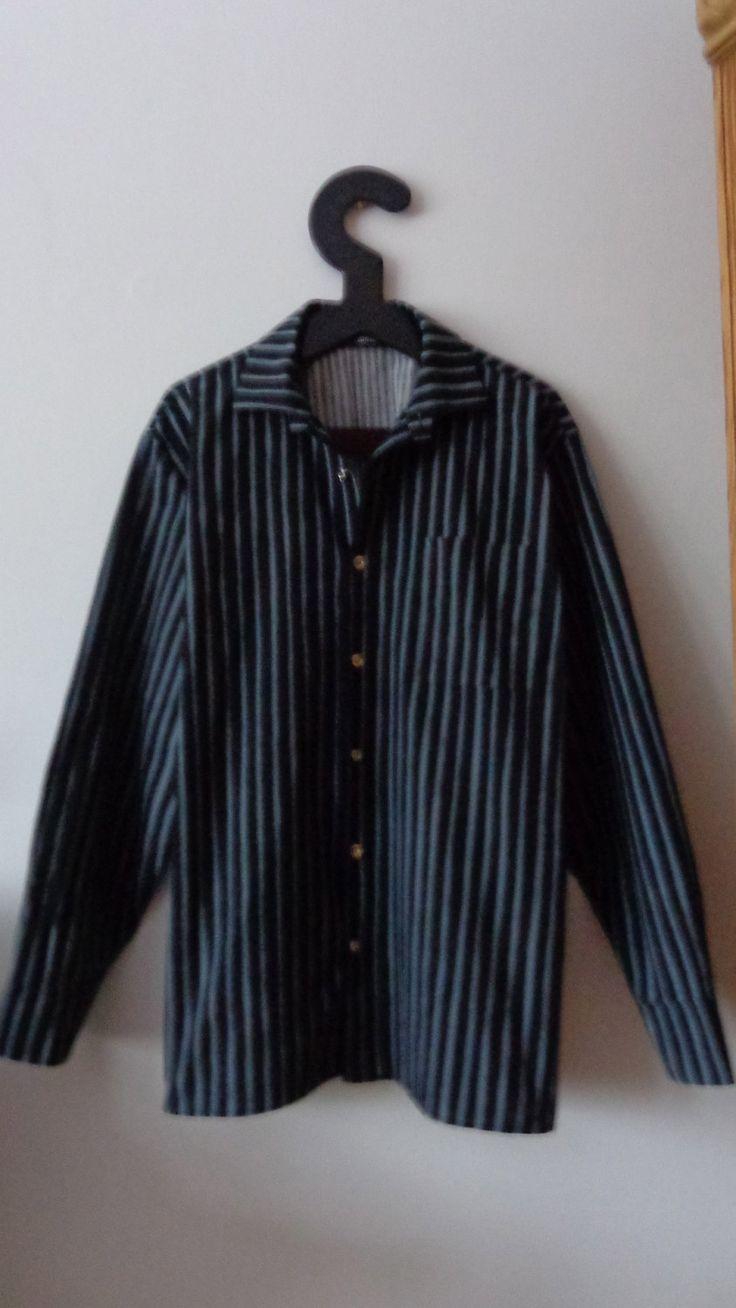 Marimekko men's shirt by SabriinasCollections on Etsy