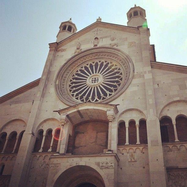Duomo di Modena - Instagram by nickybc