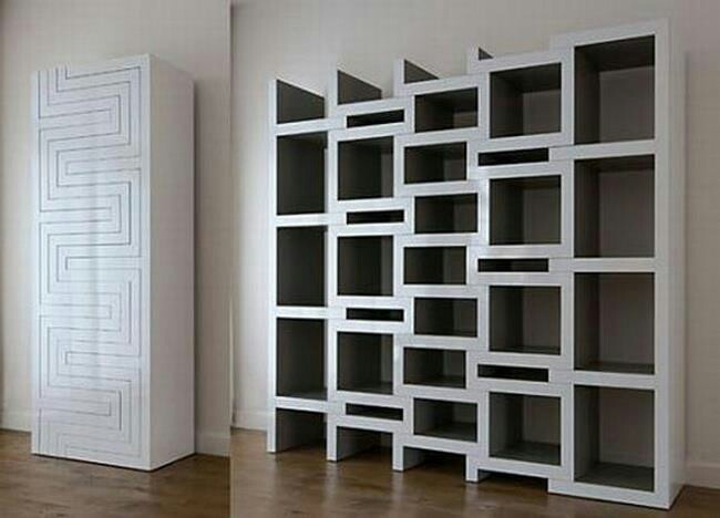 Collapsible Shelves