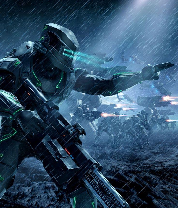 Game Informer Cover - Sci-fi, Videogames