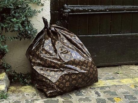 LOL: Louisvuitton, Louis Vuitton, Style, Trash Bags, Funny, Vuitton Trash, Garbage Bags, Products, Lv Handbags