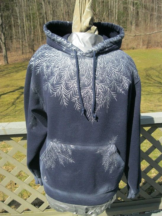 Jack Frost Cosplay Hoodie Rise of the Guardians by TheWolfGirl, $60.00