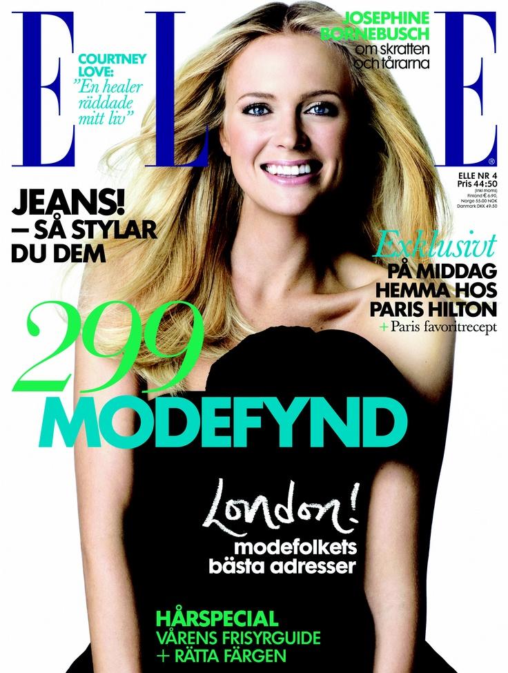 ELLE 4/2009 (butik)