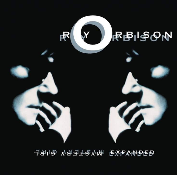 Roy Orbison - Mystery Girl, White