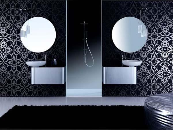#Karol, per un #design moderno ed originale www.gasparinionline.it #homestyle #ideebagno #arredamento #bagnoarredo