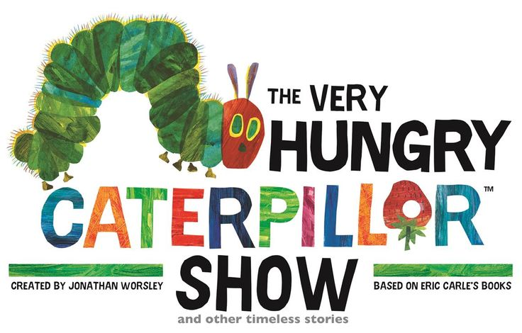 What's On 4 Little Ones - The Very Hungry Caterpillar Show