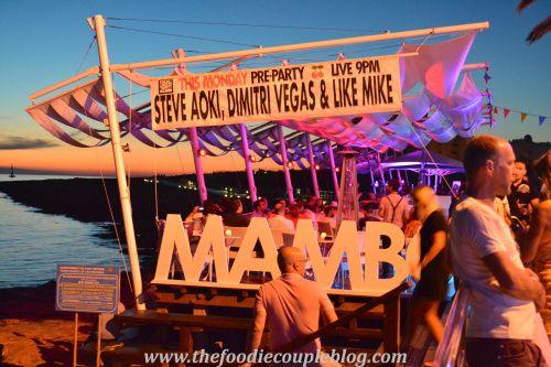 Ibiza San Antonio Cafe Mambo
