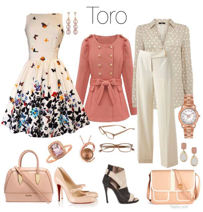 Le caratteristiche del segno del Toro e i consigli per uno stile adatto.