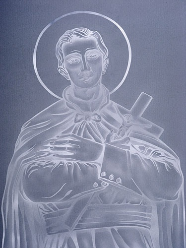 Major Commissions - Blessed Virgin Mary Cathedral - The Studio of John the Baptist : sacredart.co.nz