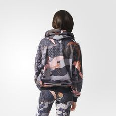 adidas - Allover Print Hoodie