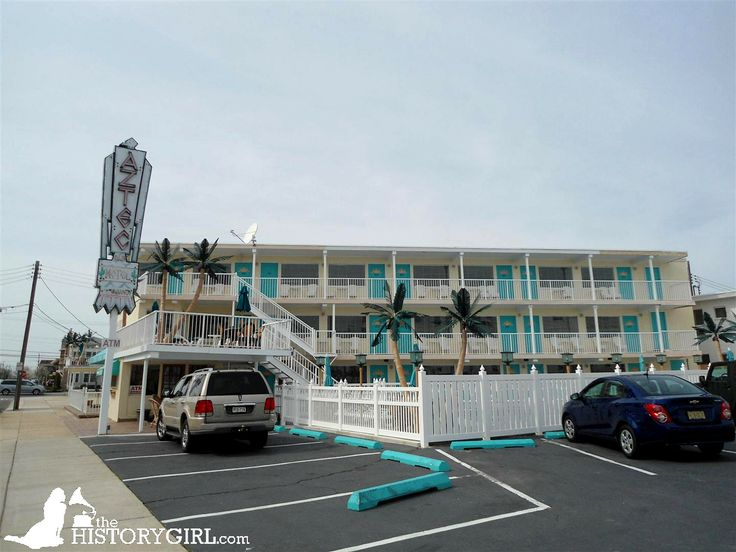 Aztec Motel Wildwood Crest Nj
