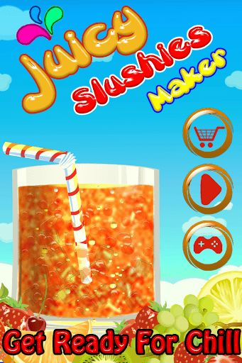 Young boys little girls and all family members get ready to play the best ever cold drinks making game.  We are very proudly present our new best ever animated game to prepare your own juicy smoothie slush with ice cubes and colorful fruit flavors like ma